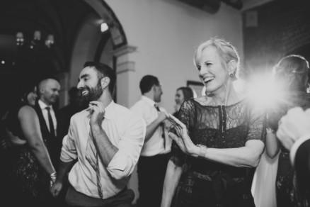 Tender Carondelet House Wedding – Photo by Let's Frolic Together