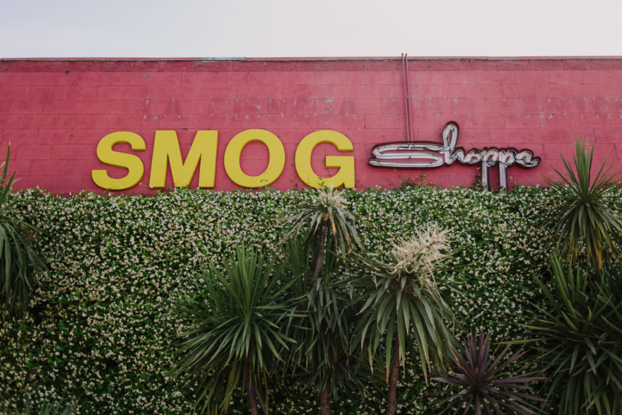 Smashing SmogShoppe Celebration – Photo by Let's Frolic Together