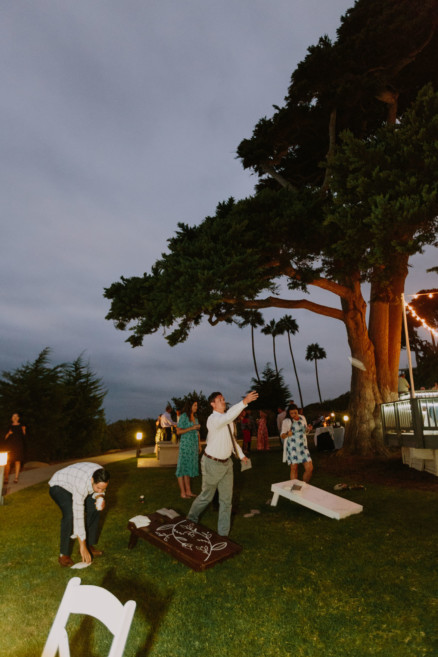 Laid Back Seaside Celebration – Photo by Let's Frolic Together