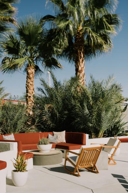 Lautner Compound Desert Bash – Photo by Let's Frolic Together