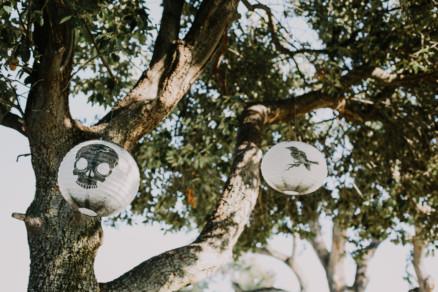 Nontraditional RV Camp Wedding – Photo by Let's Frolic Together