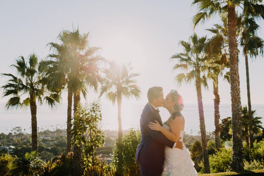 Ocean Views La Jolla Wedding – Photo by Let's Frolic Together