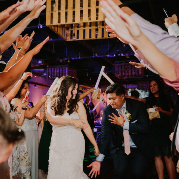 Balboa & Moniker Wedding Bash – Photo by Let's Frolic Together