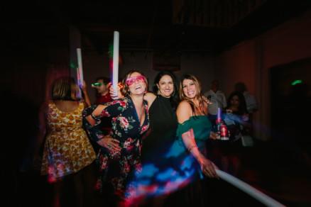 Balboa & Moniker Wedding Bash – Photo by Let's Frolic Together