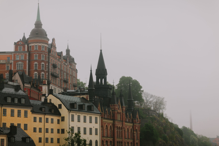 Stockholm's Urban Histories – Photo by Let's Frolic Together