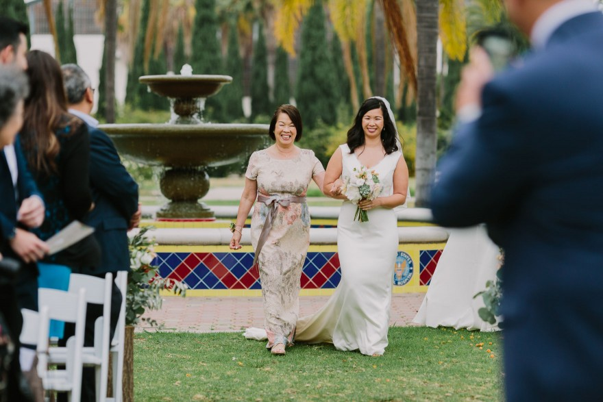 Vibrant Spanish Village Wedding – Photo by Let's Frolic Together