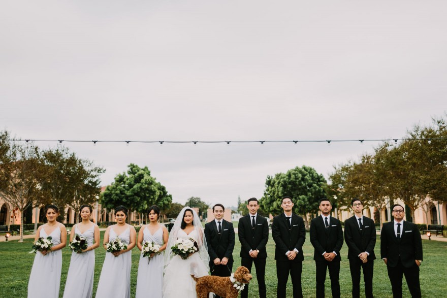 Stone Brewery Wedding Magic – Photo by Let's Frolic Together