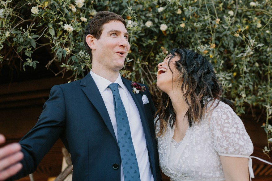 Double the Love San Diego Elopement – Photo by Let's Frolic Together