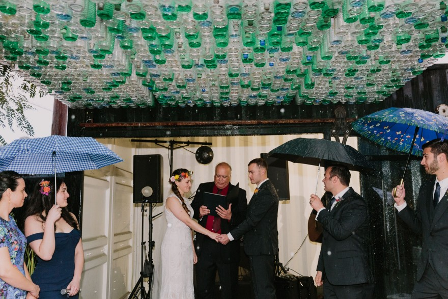 Rainy Day Love Showers – Photo by Let's Frolic Together