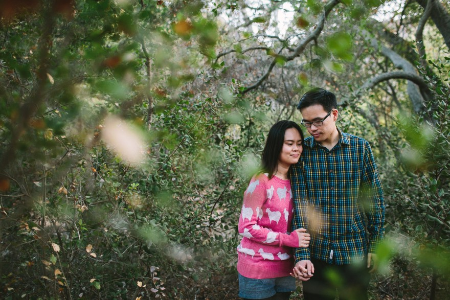 Enchanted Harry Potter Engagement – Photo by Let's Frolic Together