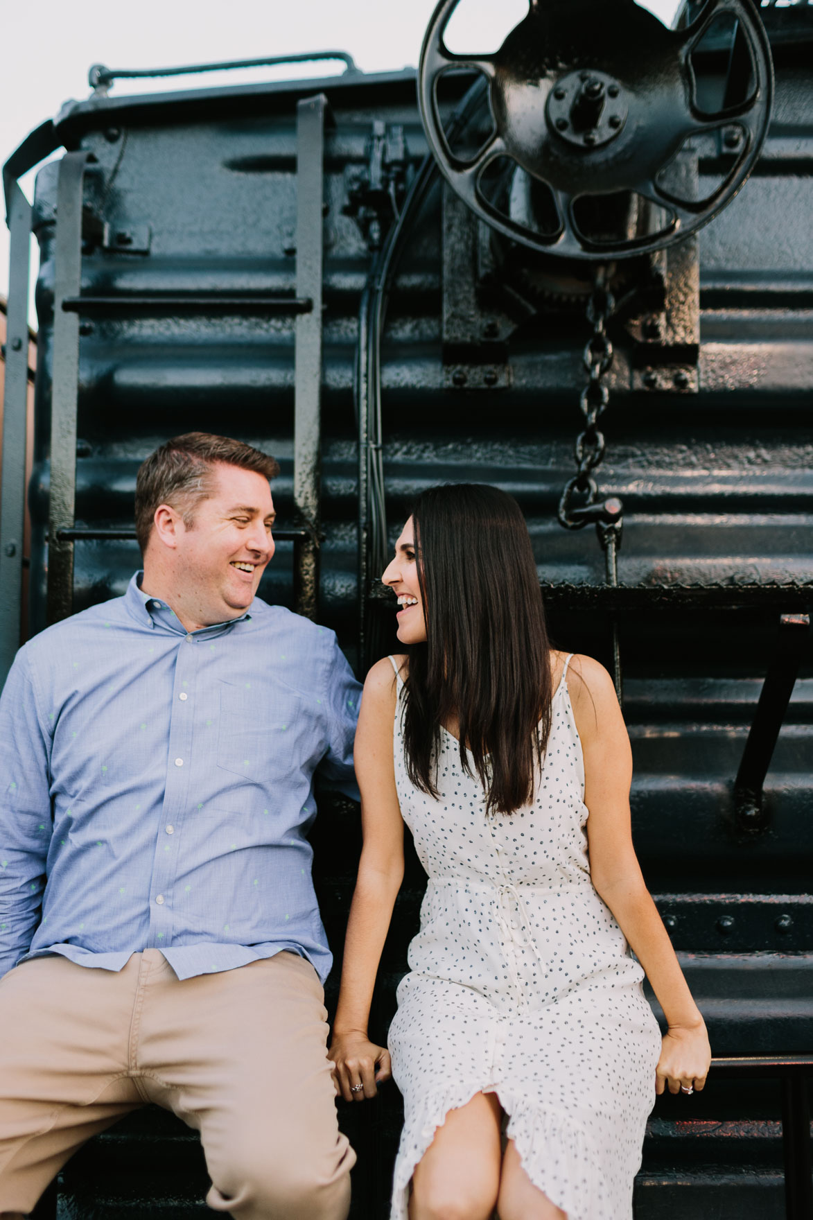 A Cuddly Cactus Engagement – Photo by Let's Frolic Together