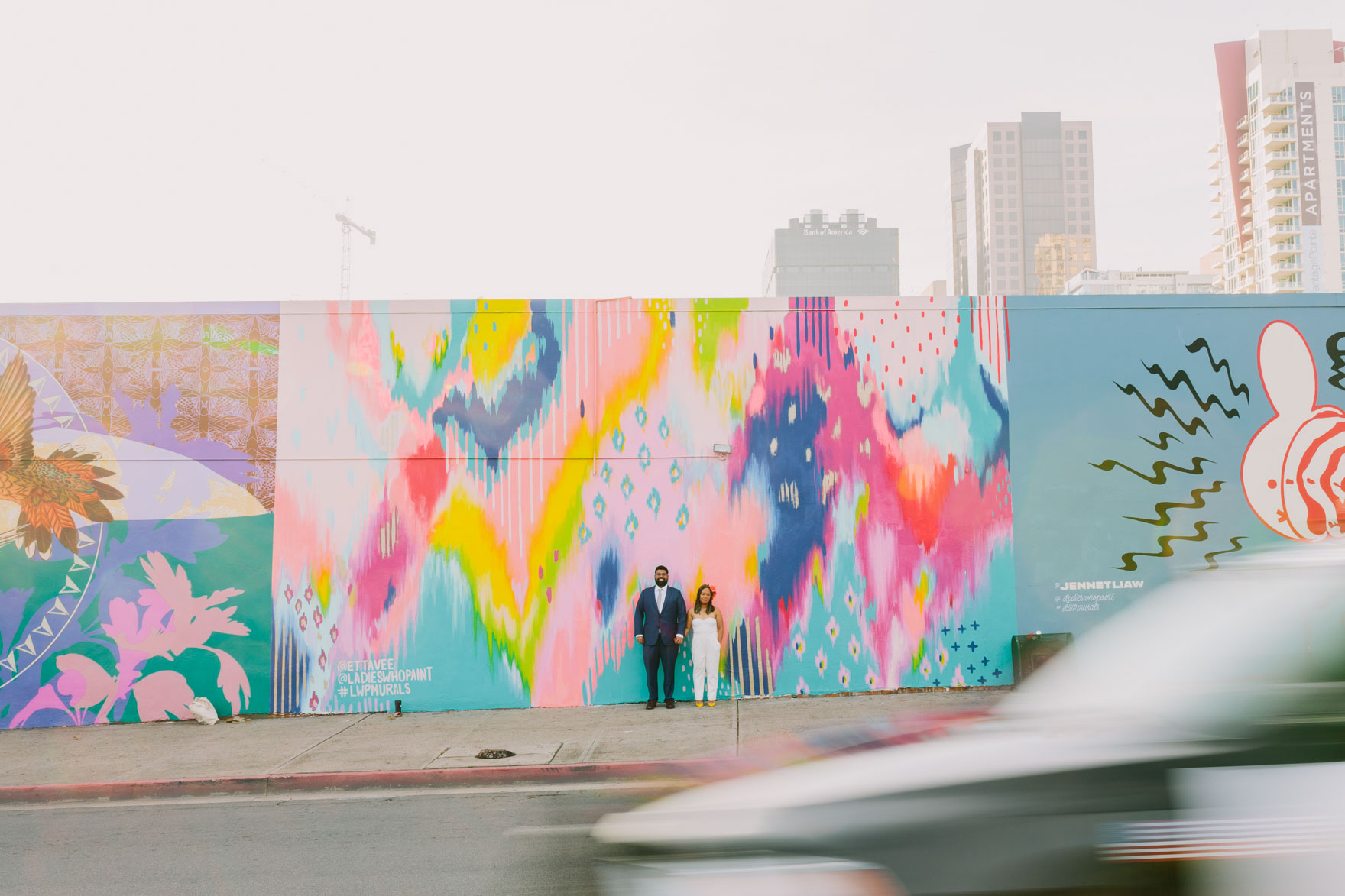 Vibrant Urban Murals Wander – Photo by Let's Frolic Together