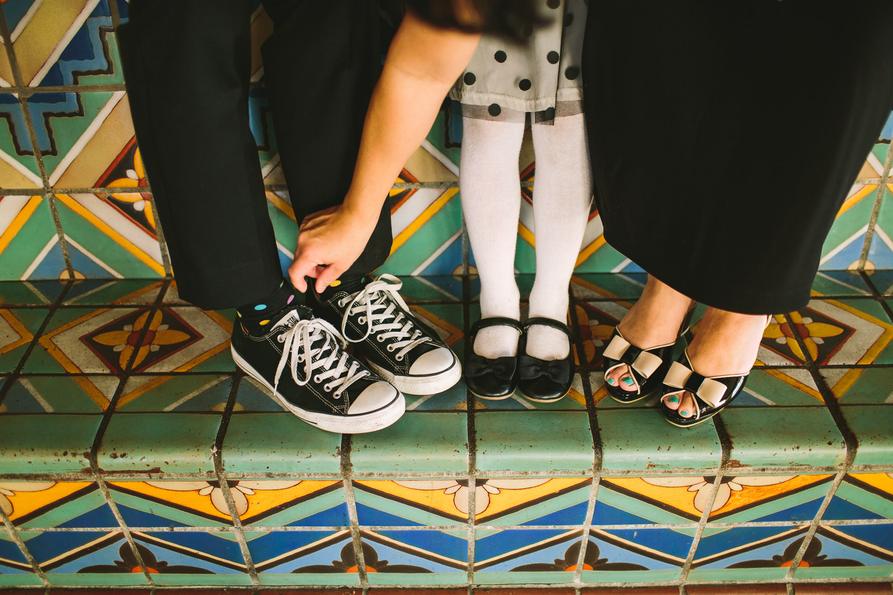 Vintage LA Family Frolic – Photo by Let's Frolic Together