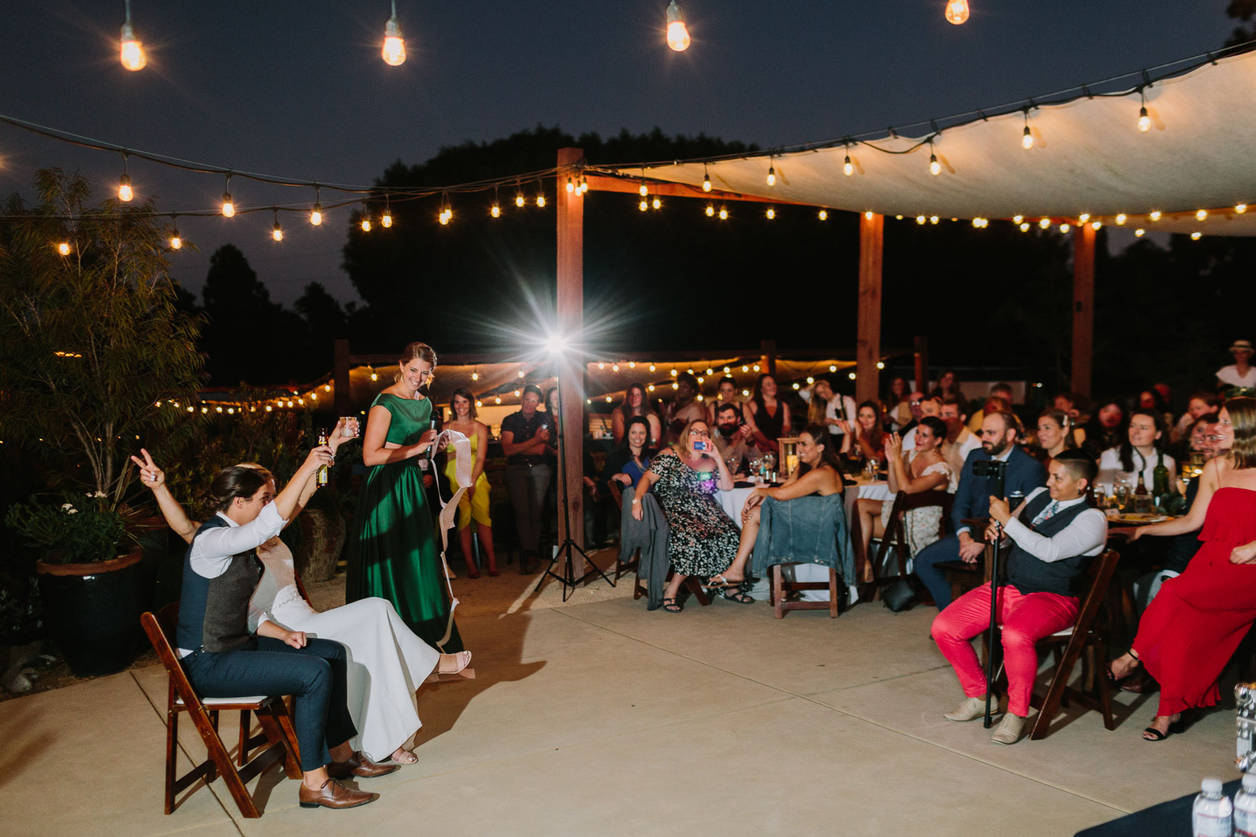A Barrels & Branches Bash – Photo by Let's Frolic Together