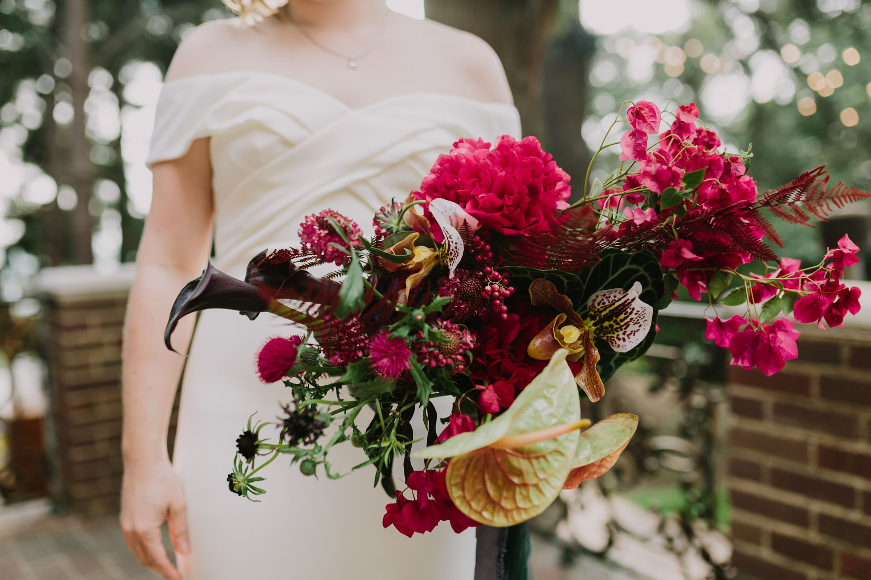 Quirky Celebration of Love & Plants – Photo by Let's Frolic Together