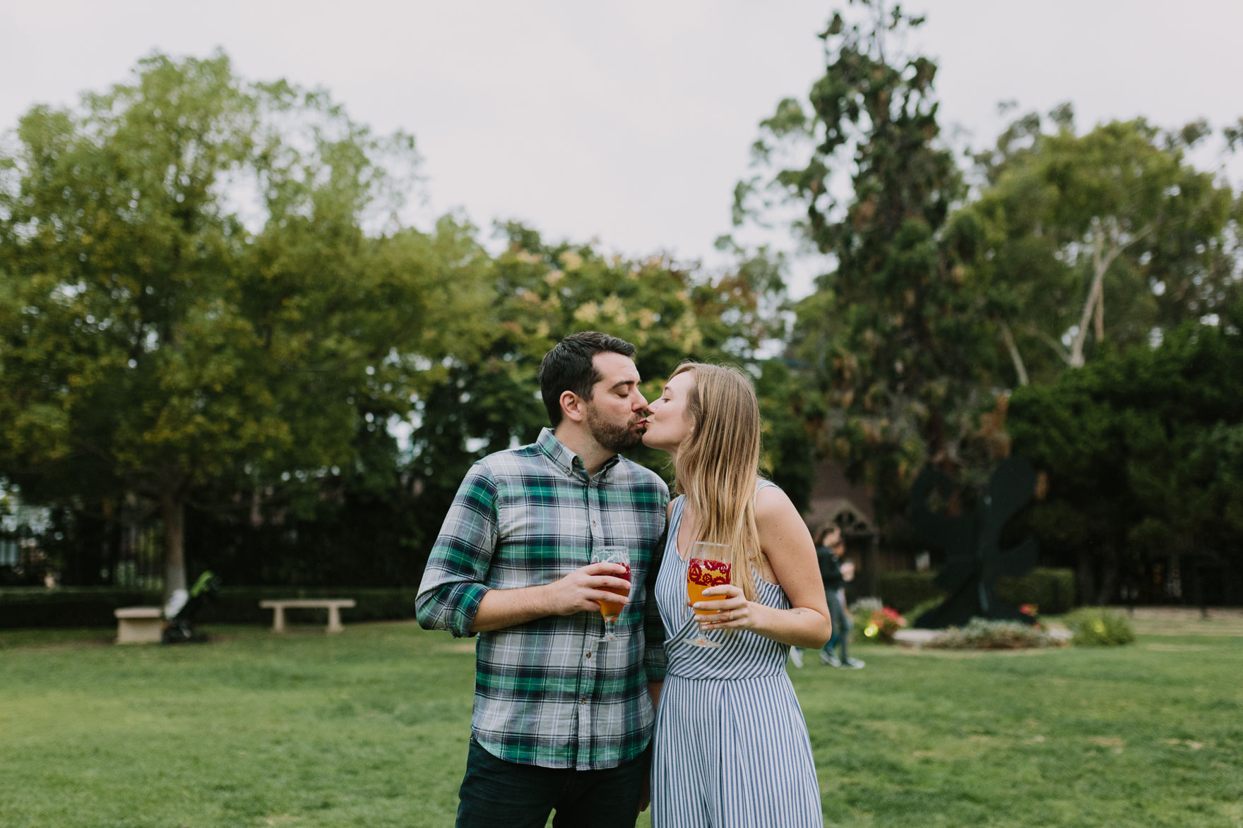 Beer and Gardens in San Diego – Photo by Let's Frolic Together