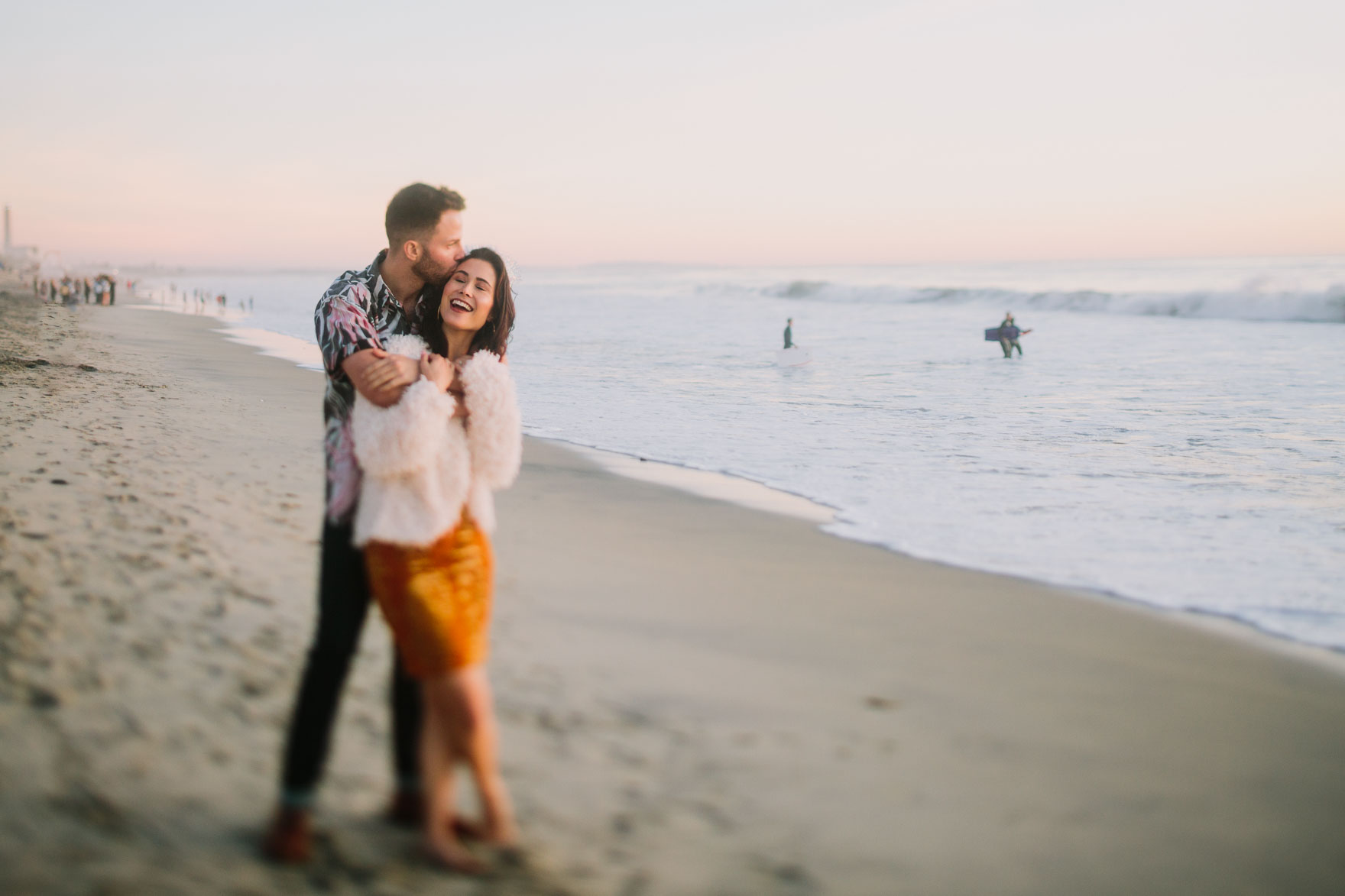 A Beachy Neighborhood Frolic – Photo by Let's Frolic Together