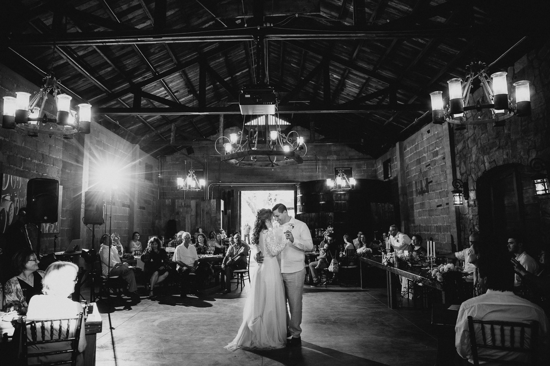 Rustic Star Wars-Inspired Union – Photo by Let's Frolic Together