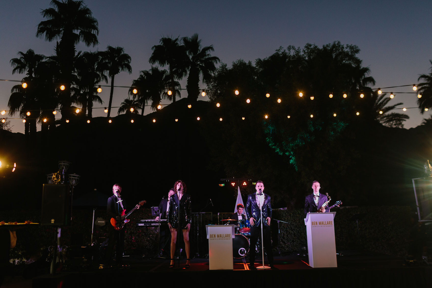 A Grand Desert La Quinta Bash – Photo by Let's Frolic Together