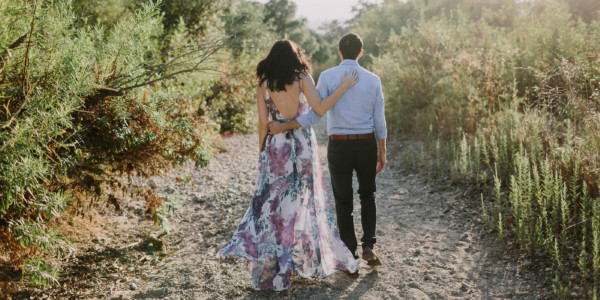 Location Ideas for Rustic Sessions – Photo by Let's Frolic Together