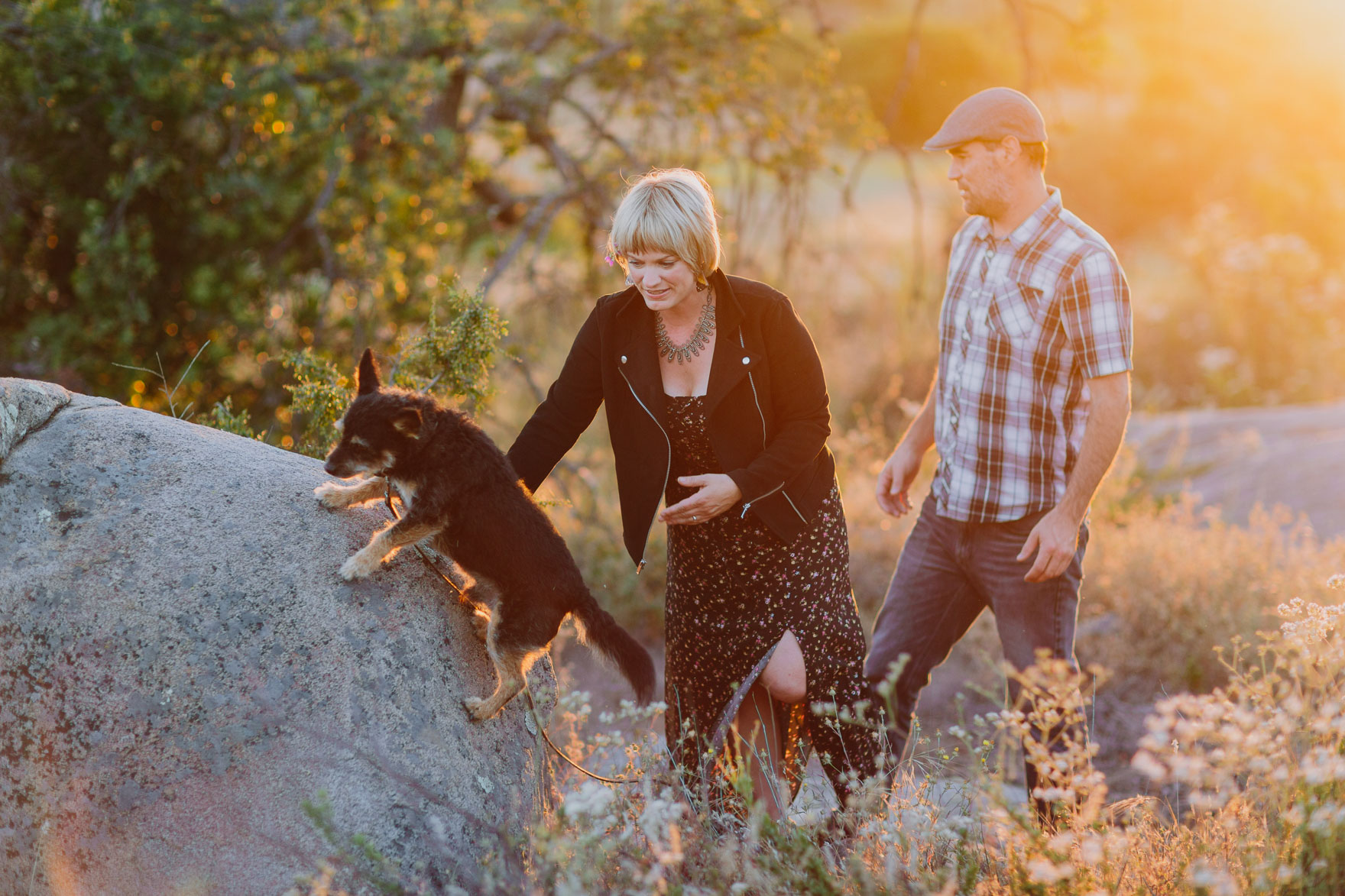 Rustic Beer & Pup Excursion – Photo by Let's Frolic Together