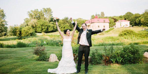 Romantic, Historic Montreal Wedding – Photo by Let's Frolic Together