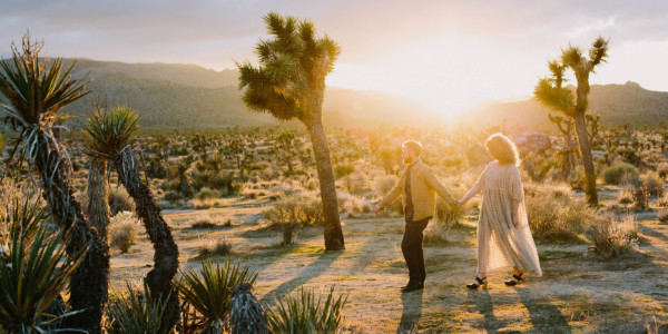 A Handy Guide to Desert Portraits – Photo by Let's Frolic Together