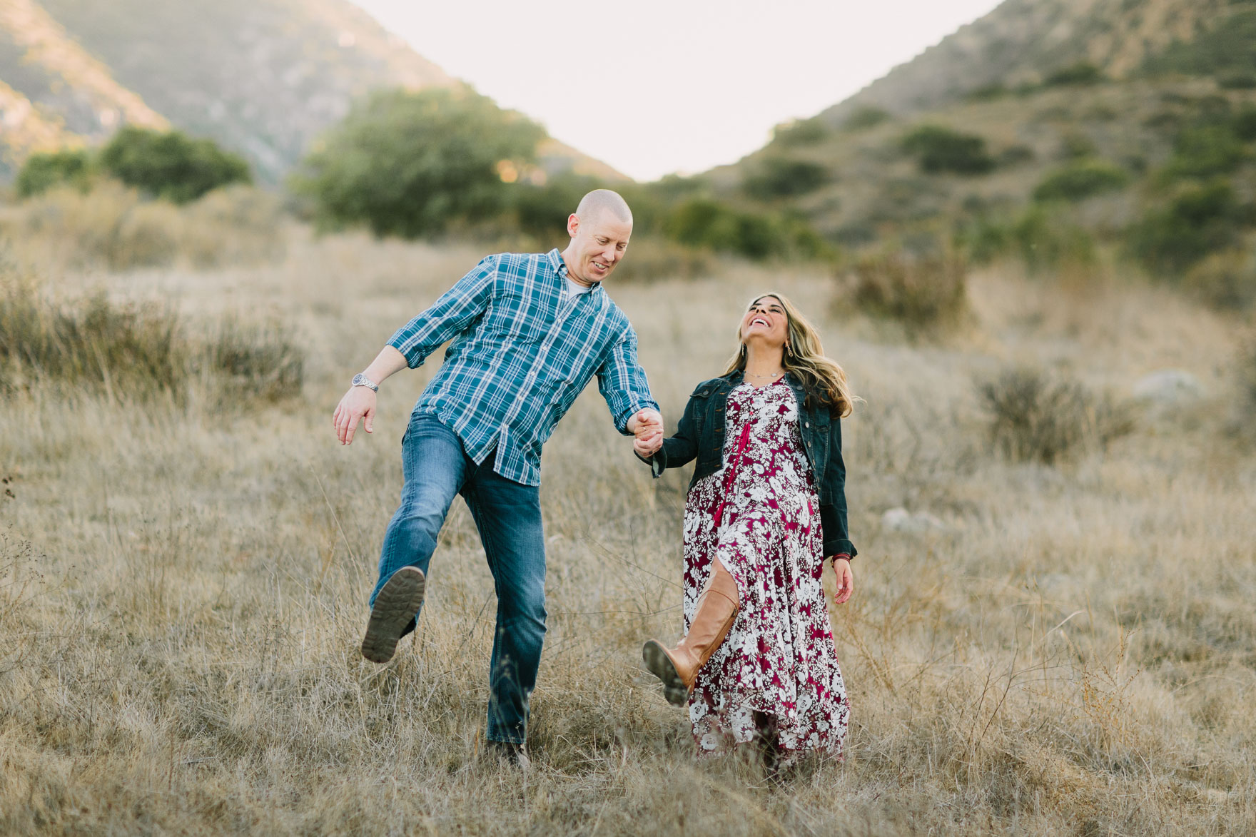 Silly, Tender, and Rustic Magic – Photo by Let's Frolic Together