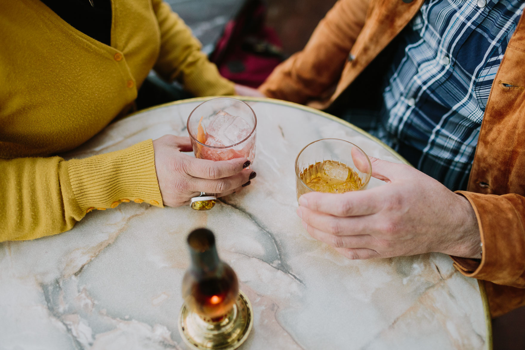 Cocktails in the Neighborhood – Photo by Let's Frolic Together