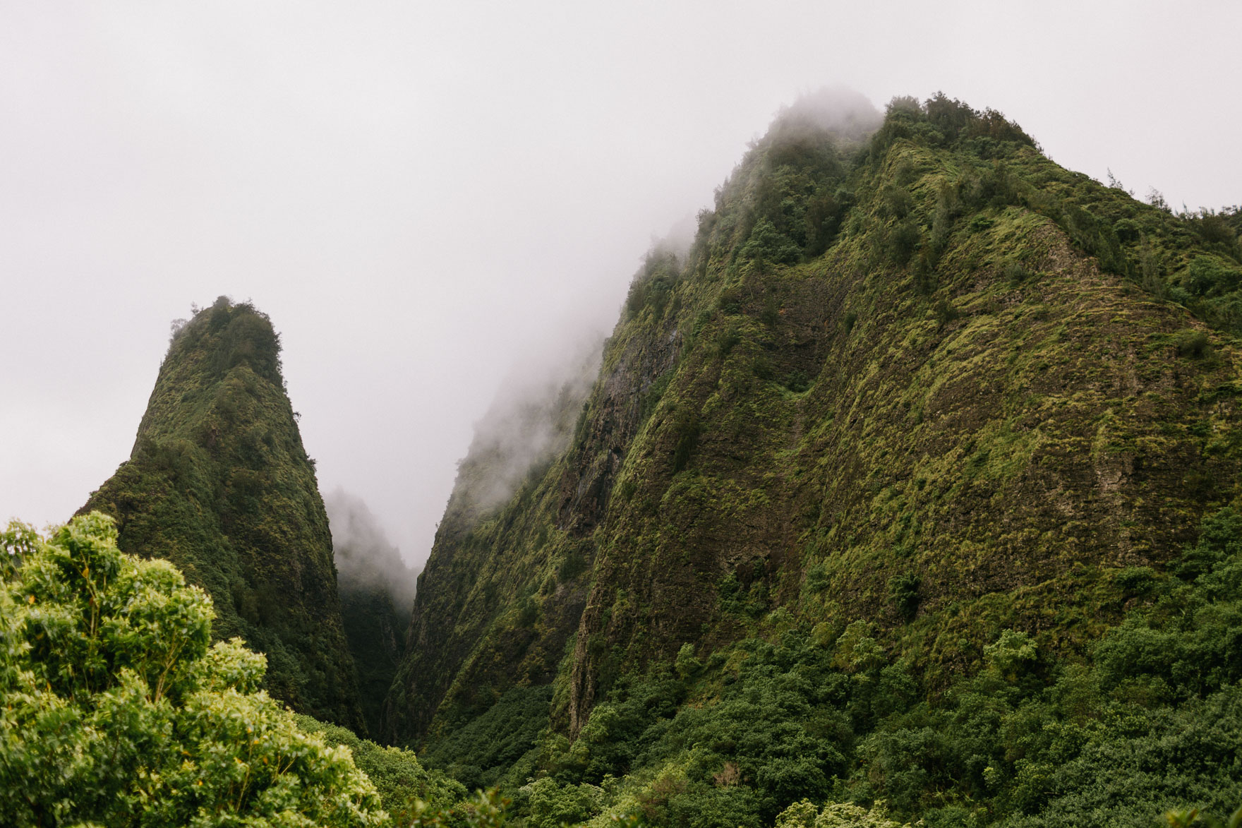 Misty Maui Travel Adventures – Photo by Let's Frolic Together