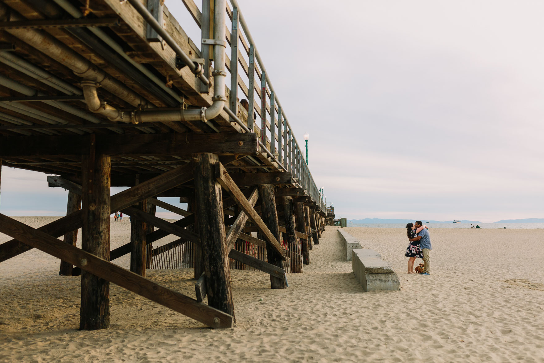 Sauntering Around Seal Beach – Photo by Let's Frolic Together