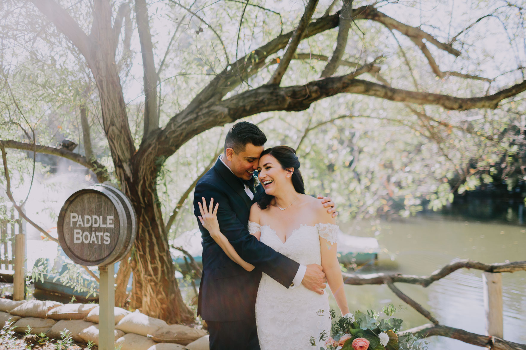 Darling Calamigos Ranch Celebration – Photo by Let's Frolic Together