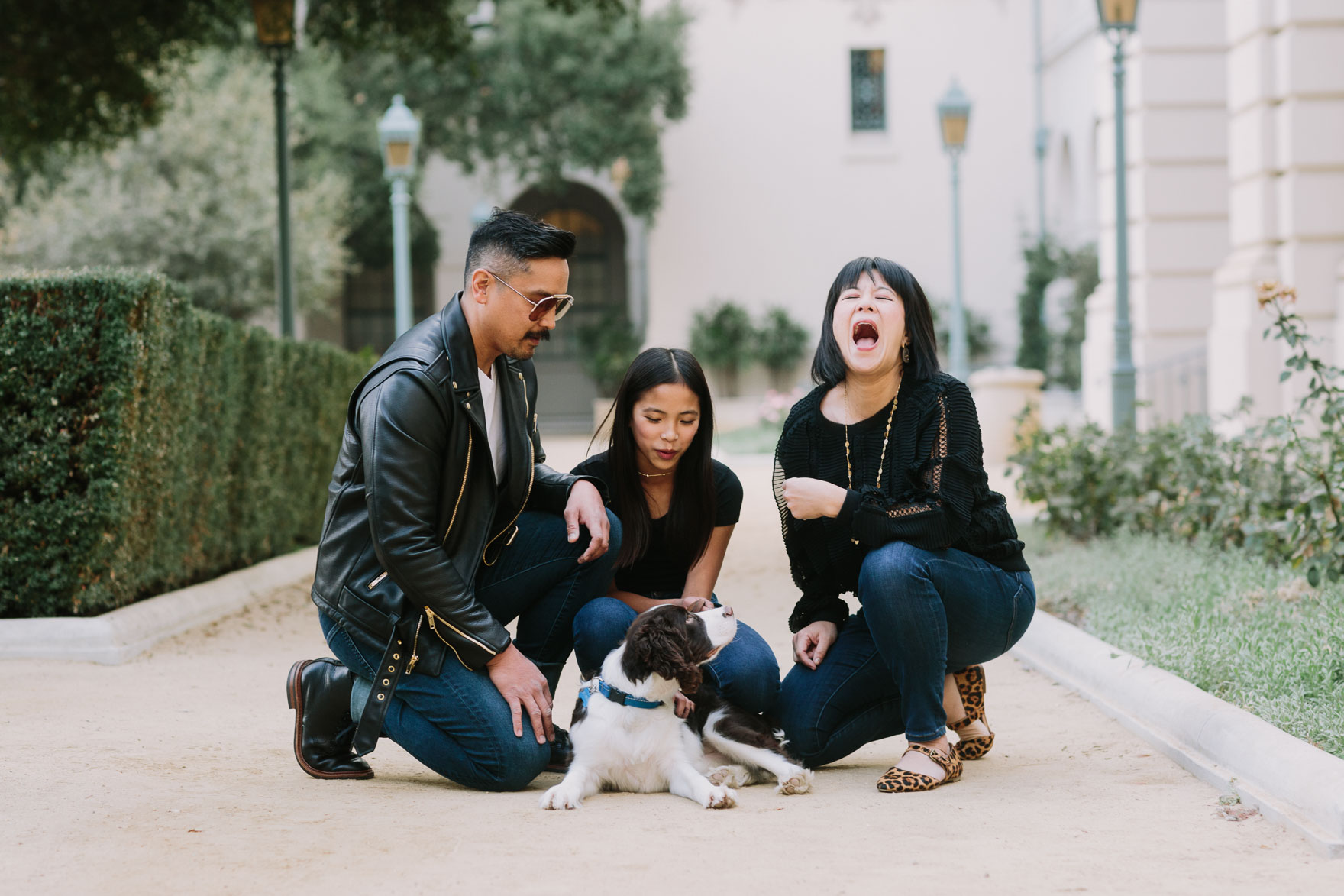 Neighborhood Fun in Pasadena – Photo by Let's Frolic Together