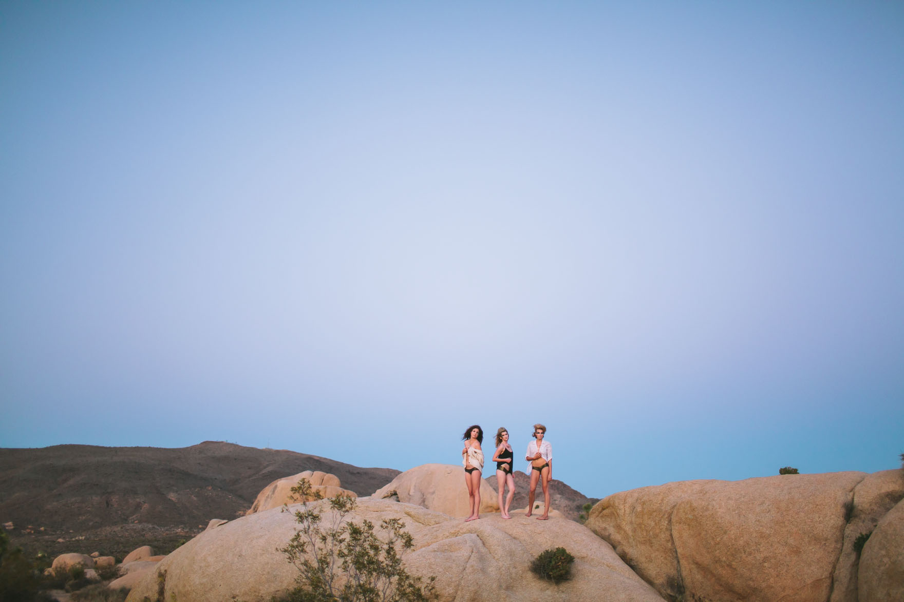 Desert Goddesses Fashion Editorial – Photo by Let's Frolic Together
